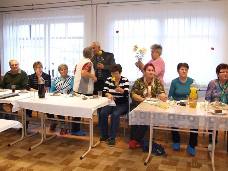 Nőnap – Őszidő Nyugdíjas Klub