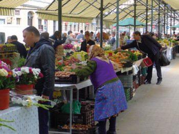 Termelői piac létrehozása Mezőzomboron