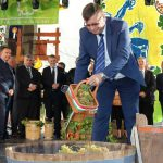 Összeadták a polgármesterek borának alapanyagát