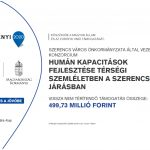 Humán kapacitások fejlesztése térségi szemléletben a Szerencsi járásban